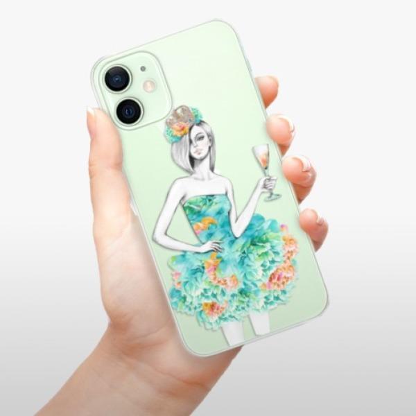 Odolné silikonové pouzdro iSaprio - Queen of Parties - iPhone 12 mini