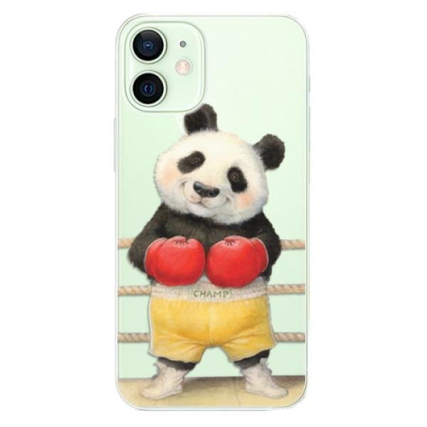 Odolné silikonové pouzdro iSaprio - Champ - iPhone 12 mini