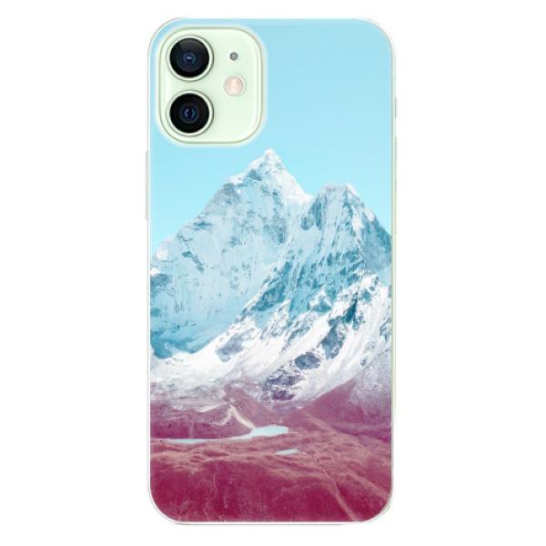 Odolné silikonové pouzdro iSaprio - Highest Mountains 01 - iPhone 12