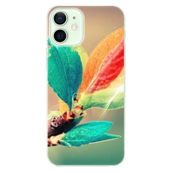 Odolné silikonové pouzdro iSaprio - Autumn 02 - iPhone 12