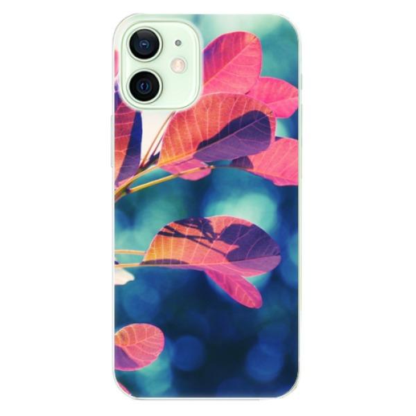 Odolné silikonové pouzdro iSaprio - Autumn 01 - iPhone 12
