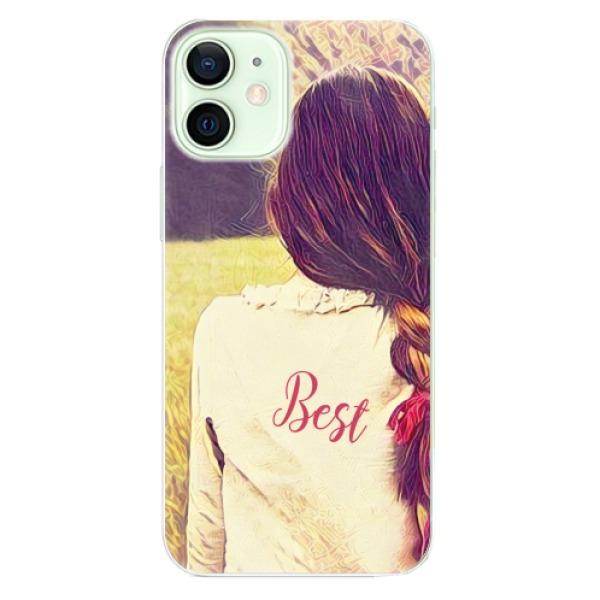 Odolné silikonové pouzdro iSaprio - BF Best - iPhone 12