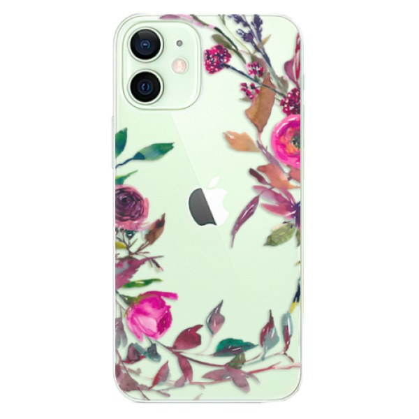 Odolné silikonové pouzdro iSaprio - Herbs 01 - iPhone 12
