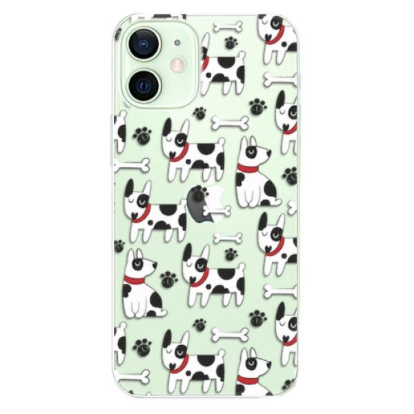 Odolné silikonové pouzdro iSaprio - Dog 02 - iPhone 12
