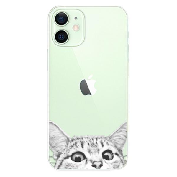 Odolné silikonové pouzdro iSaprio - Cat 02 - iPhone 12