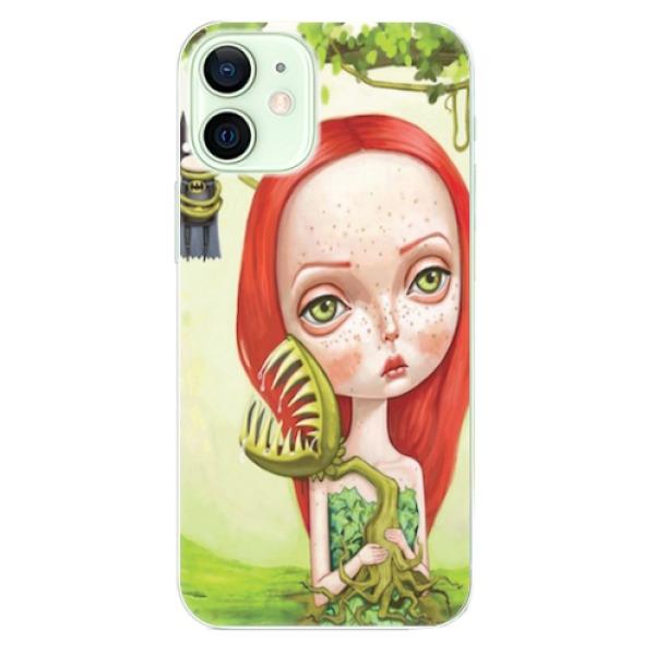 Odolné silikonové pouzdro iSaprio - Poison - iPhone 12