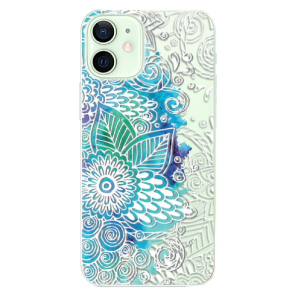 Odolné silikonové pouzdro iSaprio - Lace 03 - iPhone 12