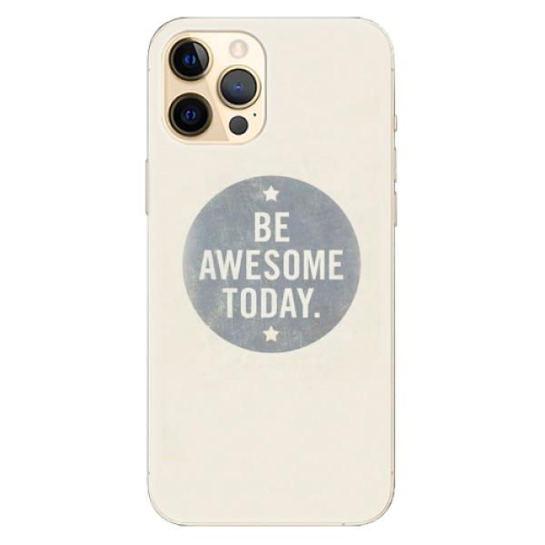 Odolné silikonové pouzdro iSaprio - Awesome 02 - iPhone 12 Pro