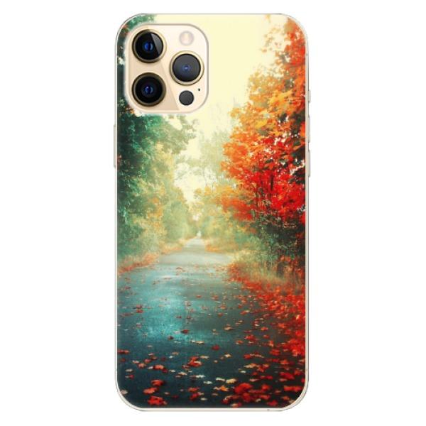 Odolné silikonové pouzdro iSaprio - Autumn 03 - iPhone 12 Pro