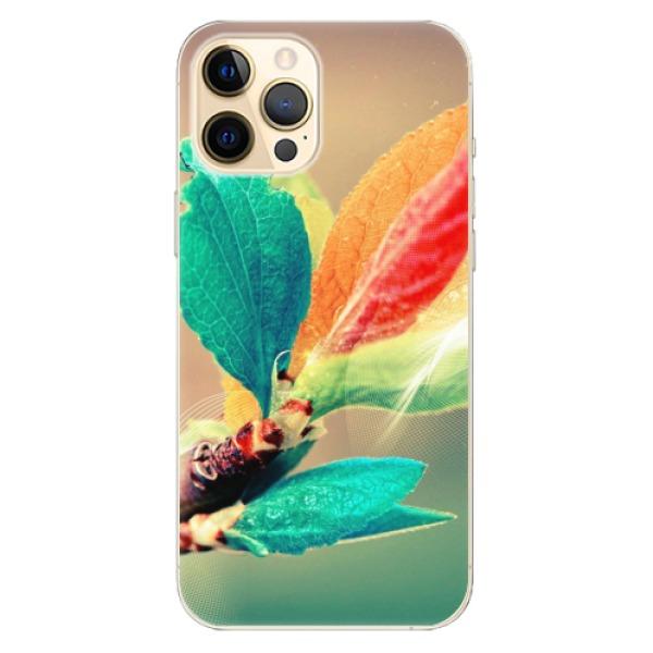 Odolné silikonové pouzdro iSaprio - Autumn 02 - iPhone 12 Pro