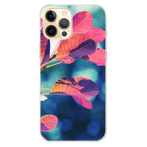 Odolné silikonové pouzdro iSaprio - Autumn 01 - iPhone 12 Pro