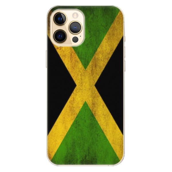 Odolné silikonové pouzdro iSaprio - Flag of Jamaica - iPhone 12 Pro