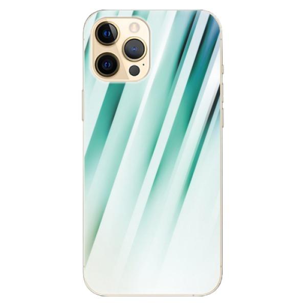 Odolné silikonové pouzdro iSaprio - Stripes of Glass - iPhone 12 Pro