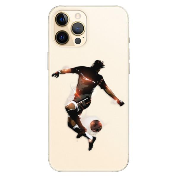 Odolné silikonové pouzdro iSaprio - Fotball 01 - iPhone 12 Pro