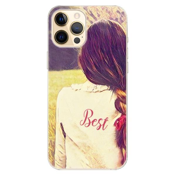 Odolné silikonové pouzdro iSaprio - BF Best - iPhone 12 Pro