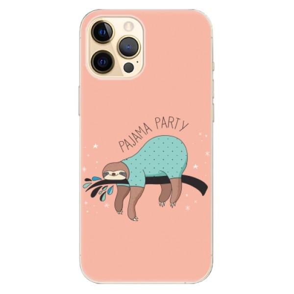 Odolné silikonové pouzdro iSaprio - Pajama Party - iPhone 12 Pro