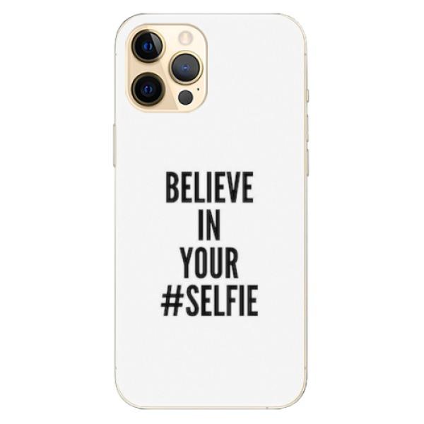 Odolné silikonové pouzdro iSaprio - Selfie - iPhone 12 Pro
