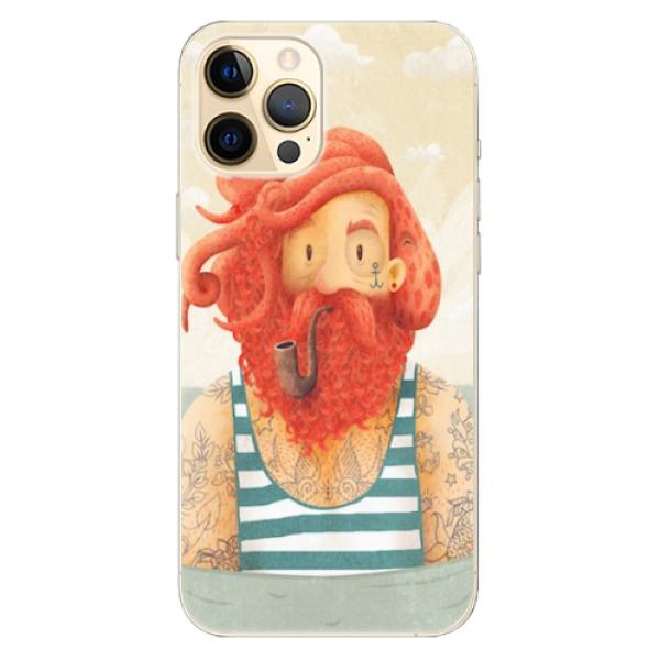 Odolné silikonové pouzdro iSaprio - Sailor - iPhone 12 Pro