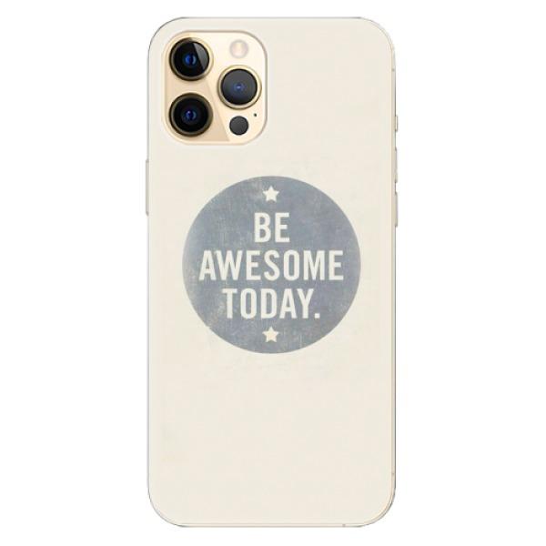 Odolné silikonové pouzdro iSaprio - Awesome 02 - iPhone 12 Pro Max