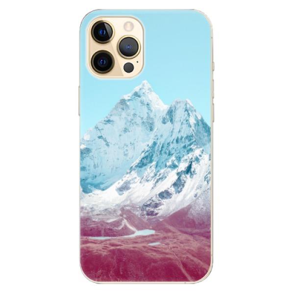 Odolné silikonové pouzdro iSaprio - Highest Mountains 01 - iPhone 12 Pro Max
