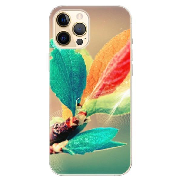 Odolné silikonové pouzdro iSaprio - Autumn 02 - iPhone 12 Pro Max