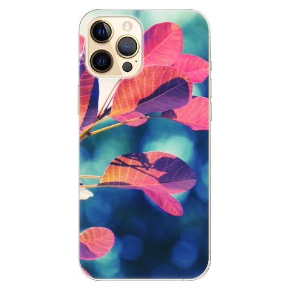 Odolné silikonové pouzdro iSaprio - Autumn 01 - iPhone 12 Pro Max