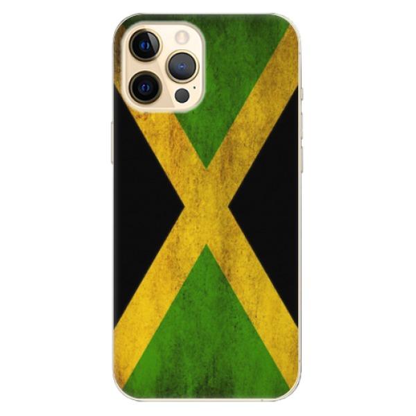 Odolné silikonové pouzdro iSaprio - Flag of Jamaica - iPhone 12 Pro Max