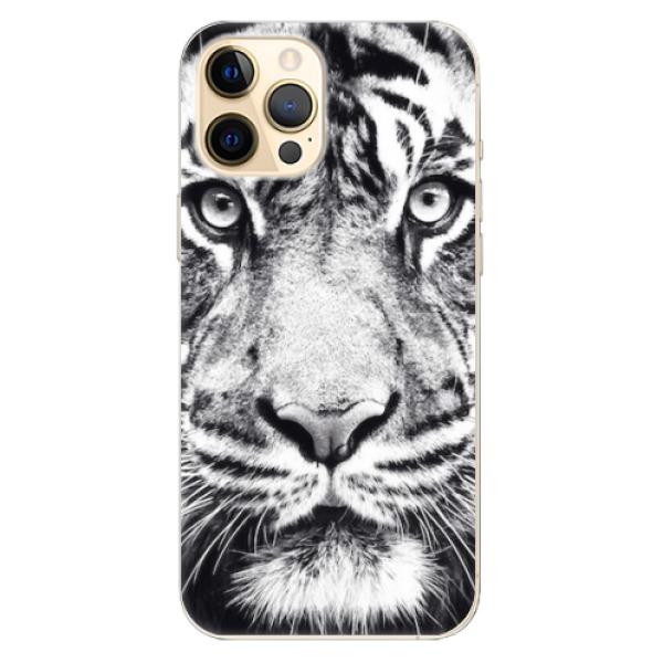 Odolné silikonové pouzdro iSaprio - Tiger Face - iPhone 12 Pro Max