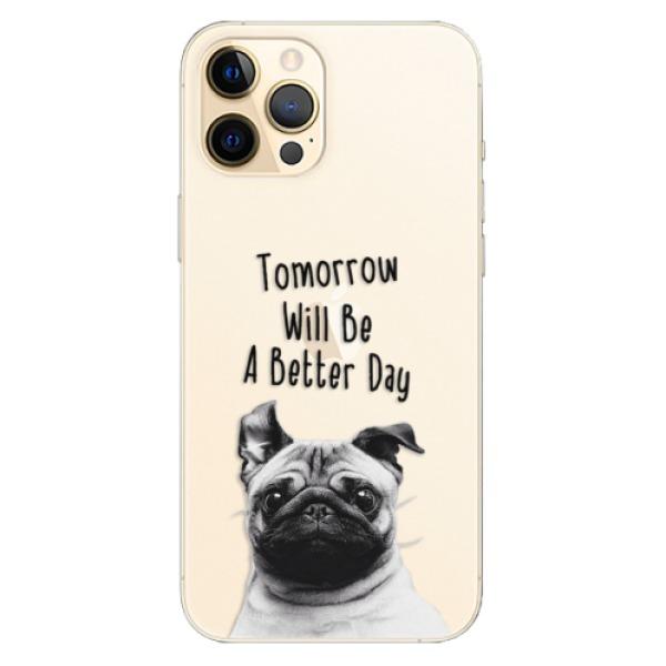 Odolné silikonové pouzdro iSaprio - Better Day 01 - iPhone 12 Pro Max