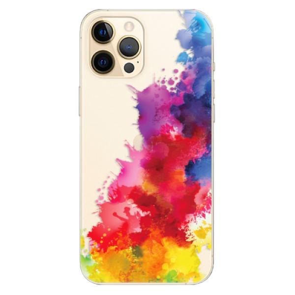 Odolné silikonové pouzdro iSaprio - Color Splash 01 - iPhone 12 Pro Max