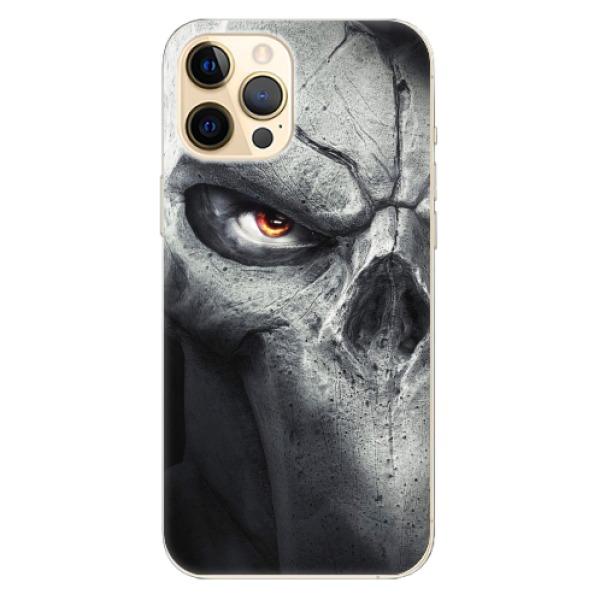 Odolné silikonové pouzdro iSaprio - Horror - iPhone 12 Pro Max