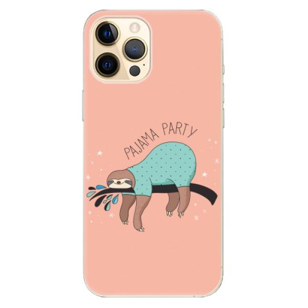 Odolné silikonové pouzdro iSaprio - Pajama Party - iPhone 12 Pro Max