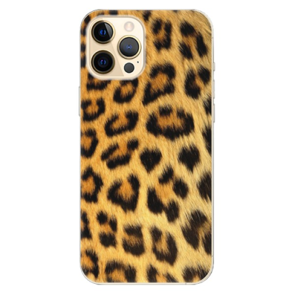 Odolné silikonové pouzdro iSaprio - Jaguar Skin - iPhone 12 Pro Max