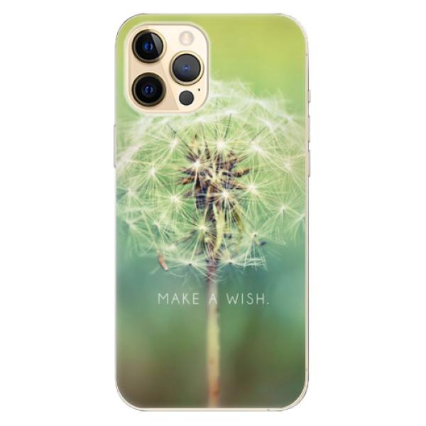 Odolné silikonové pouzdro iSaprio - Wish - iPhone 12 Pro Max