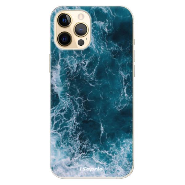 Odolné silikonové pouzdro iSaprio - Ocean - iPhone 12 Pro Max