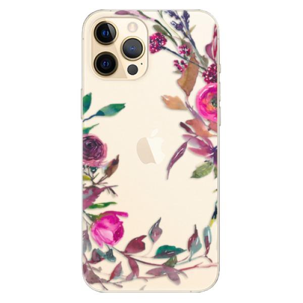Odolné silikonové pouzdro iSaprio - Herbs 01 - iPhone 12 Pro Max