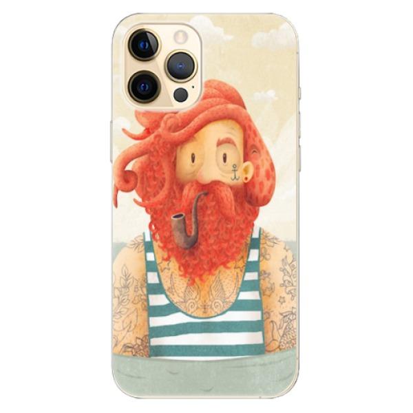 Odolné silikonové pouzdro iSaprio - Sailor - iPhone 12 Pro Max