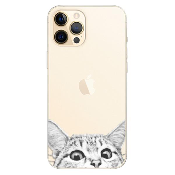 Odolné silikonové pouzdro iSaprio - Cat 02 - iPhone 12 Pro Max