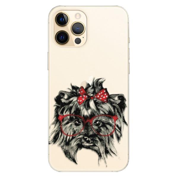 Odolné silikonové pouzdro iSaprio - Dog 03 - iPhone 12 Pro Max