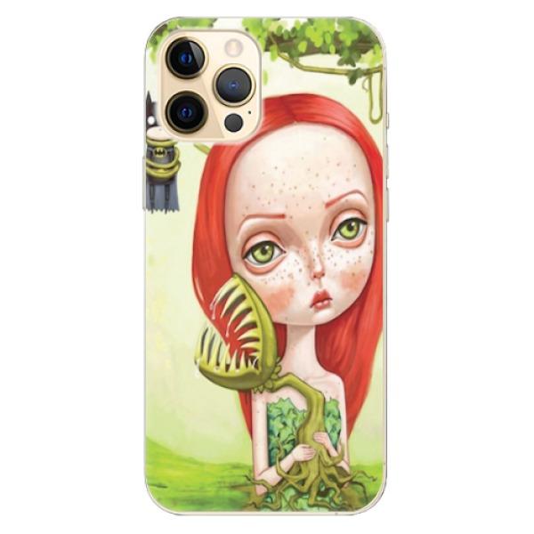 Odolné silikonové pouzdro iSaprio - Poison - iPhone 12 Pro Max