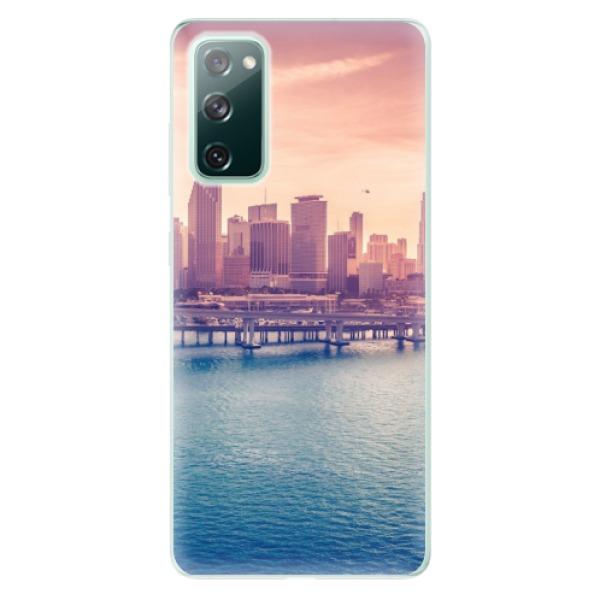 Odolné silikonové pouzdro iSaprio - Morning in a City - Samsung Galaxy S20 FE