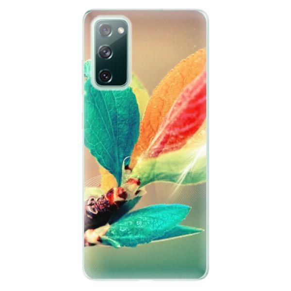 Odolné silikonové pouzdro iSaprio - Autumn 02 - Samsung Galaxy S20 FE