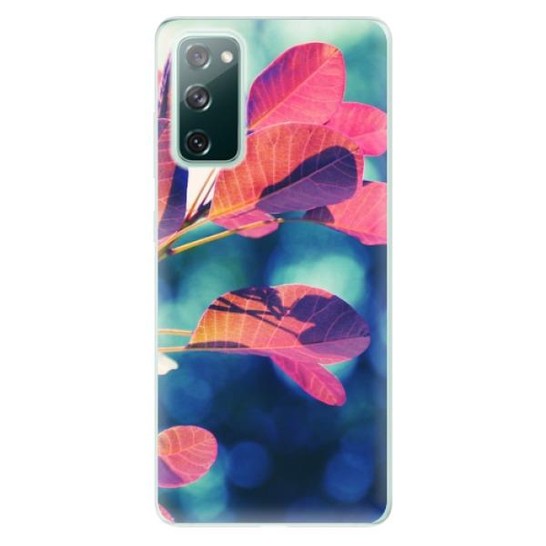 Odolné silikonové pouzdro iSaprio - Autumn 01 - Samsung Galaxy S20 FE