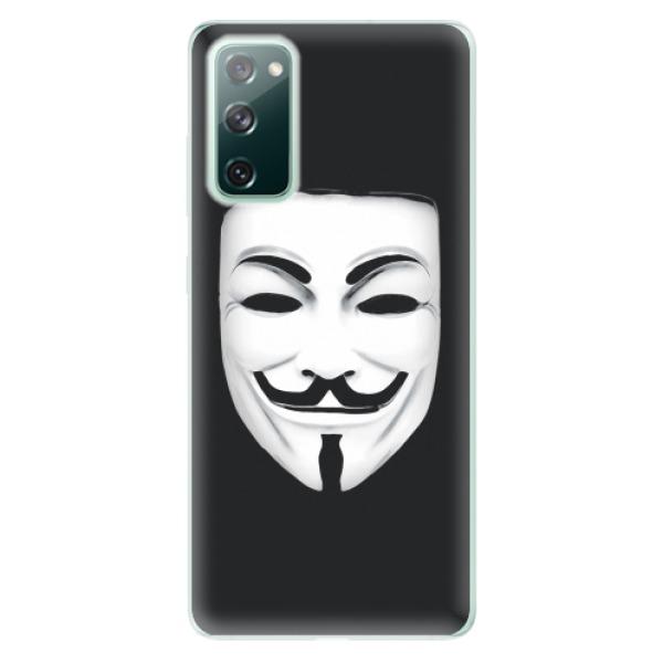 Odolné silikonové pouzdro iSaprio - Vendeta - Samsung Galaxy S20 FE