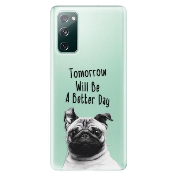Odolné silikonové pouzdro iSaprio - Better Day 01 - Samsung Galaxy S20 FE