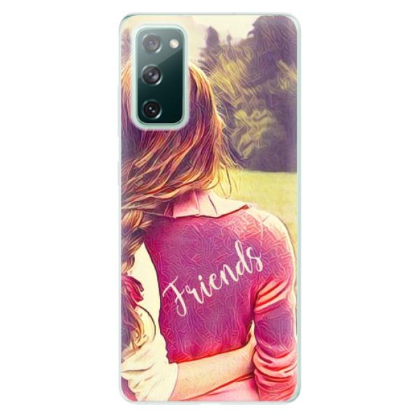 Odolné silikonové pouzdro iSaprio - BF Friends - Samsung Galaxy S20 FE