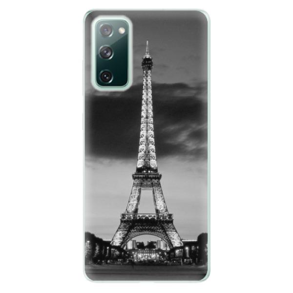 Odolné silikonové pouzdro iSaprio - Midnight in Paris - Samsung Galaxy S20 FE