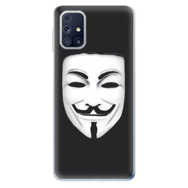 Odolné silikonové pouzdro iSaprio - Vendeta - Samsung Galaxy M31s