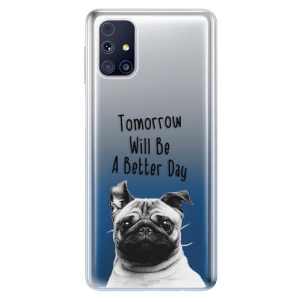 Odolné silikonové pouzdro iSaprio - Better Day 01 - Samsung Galaxy M31s