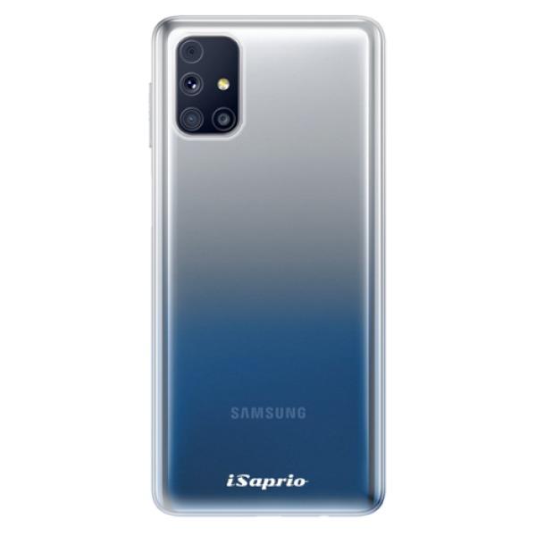 Odolné silikonové pouzdro iSaprio - 4Pure - mléčný bez potisku - Samsung Galaxy M31s